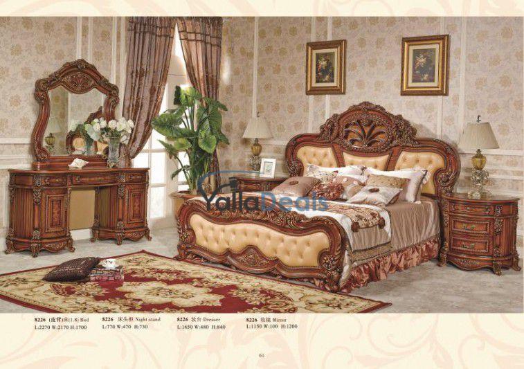 غرف النوم في ابو شقاره, الشارقة