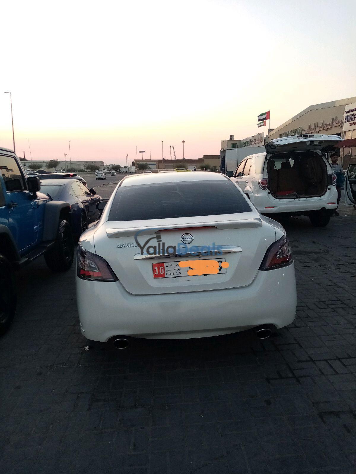 New & Used cars in UAE, Abu Dhabi, 2012