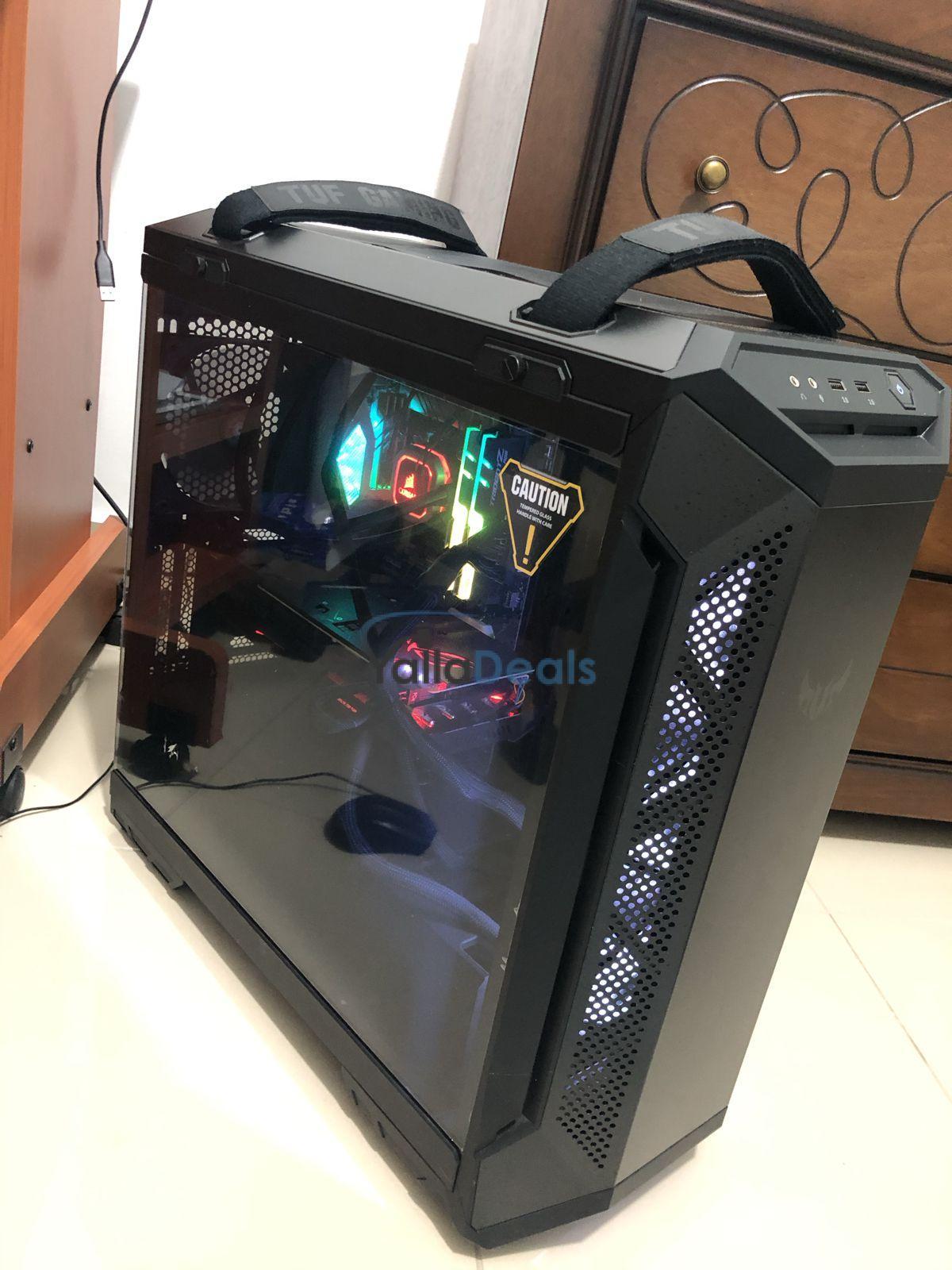 أجهزة الكمبيوتر المكتبية في المويجي, العين