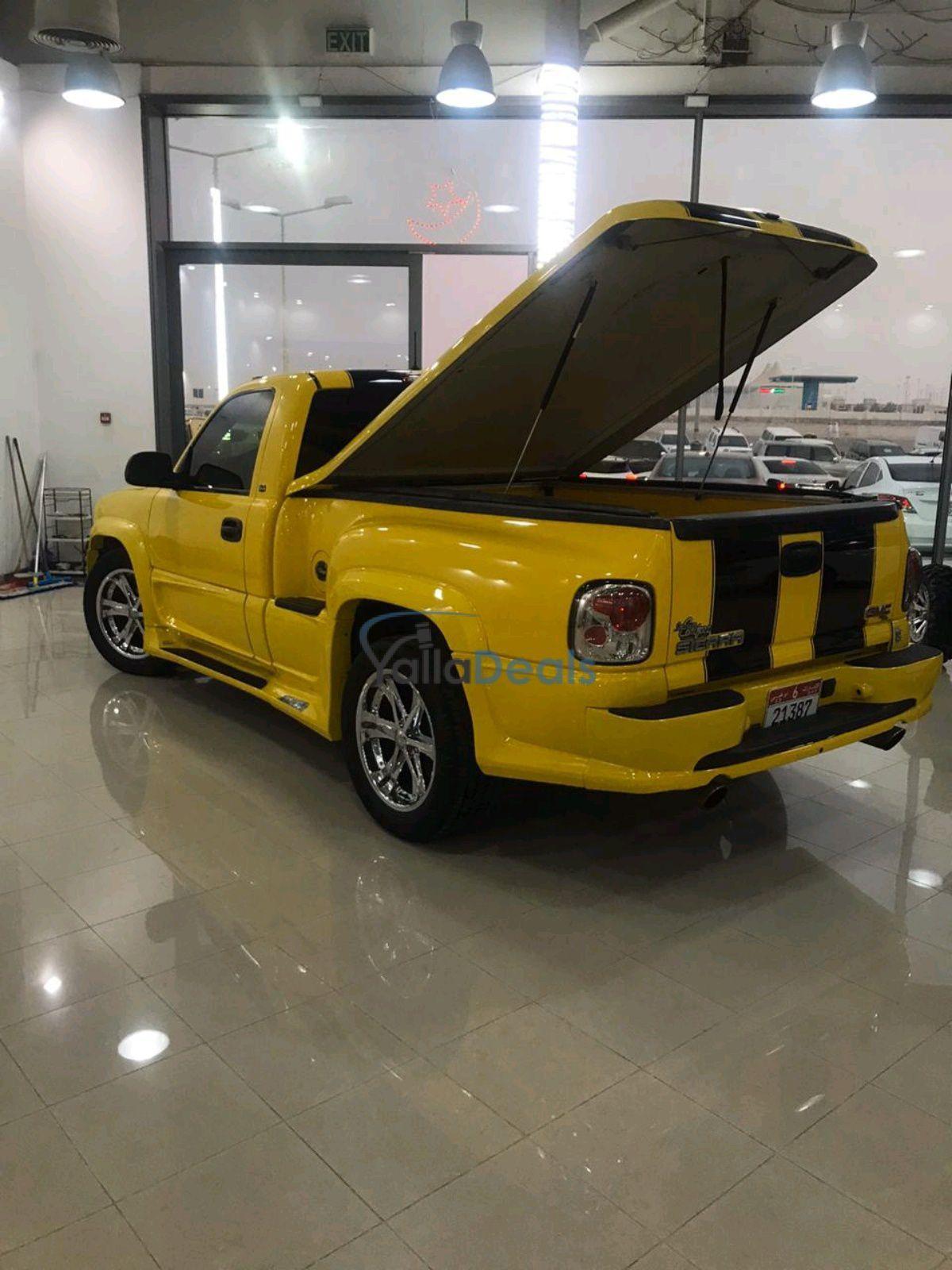 New & Used cars in UAE, Abu Dhabi, 2003