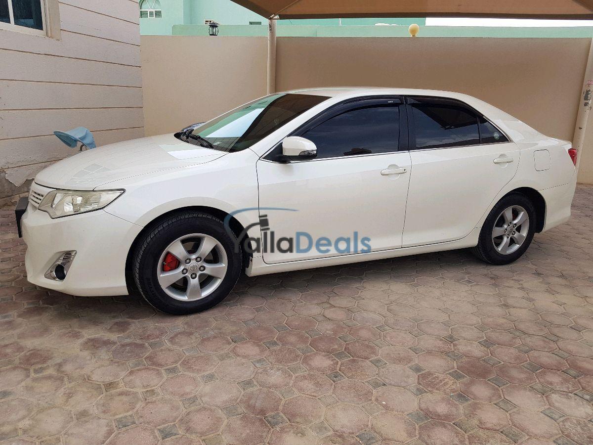 New & Used cars in UAE, Abu Dhabi, 2014