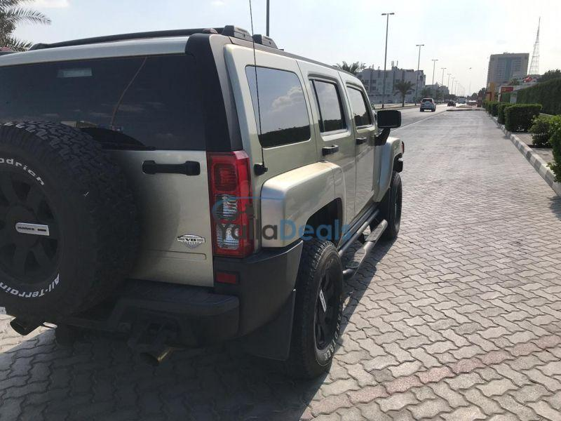 Cars for Sale_Hummer_Al Khan