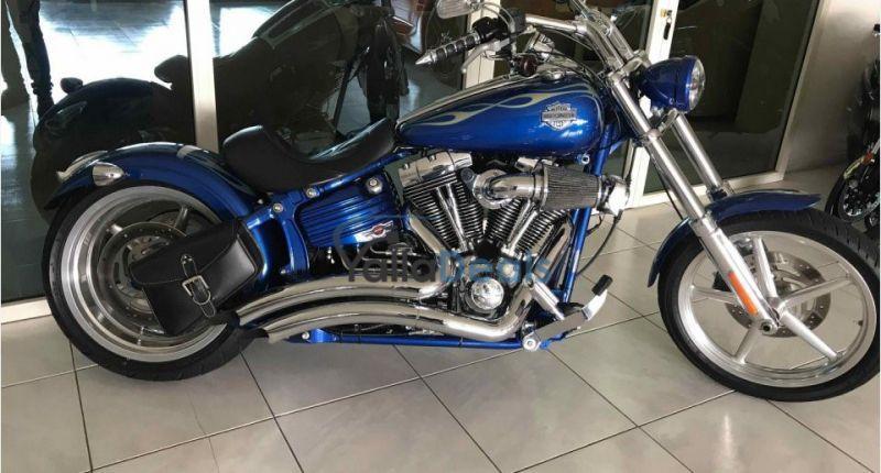Harley Davidson in Ras Al Khor, Dubai