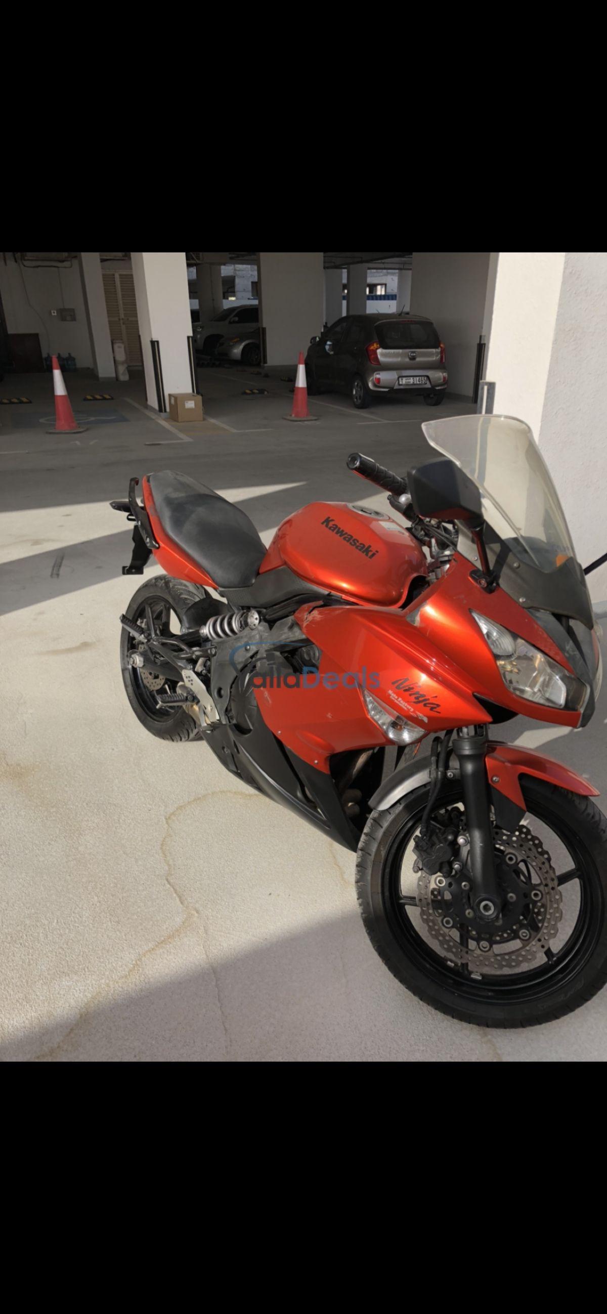 Kawasaki in Al Warsan, Dubai