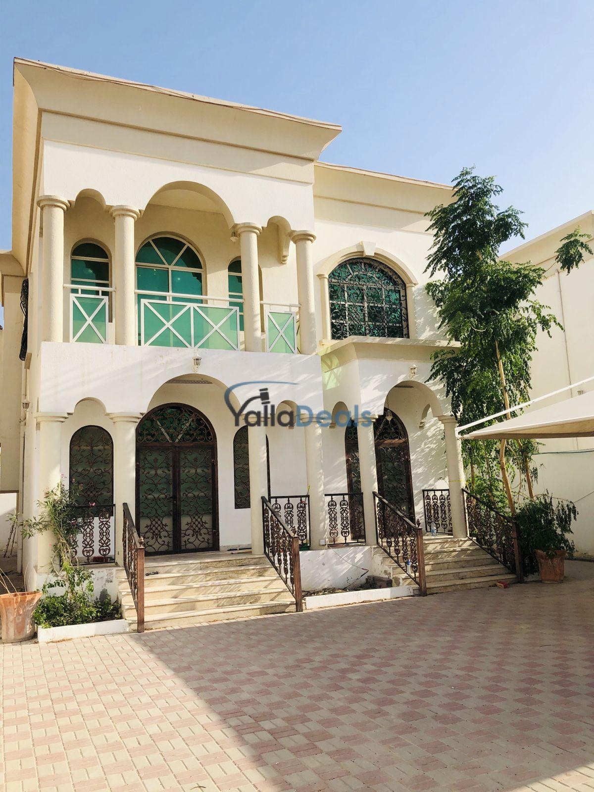 Villas for Rent in Al Rawada, Ajman