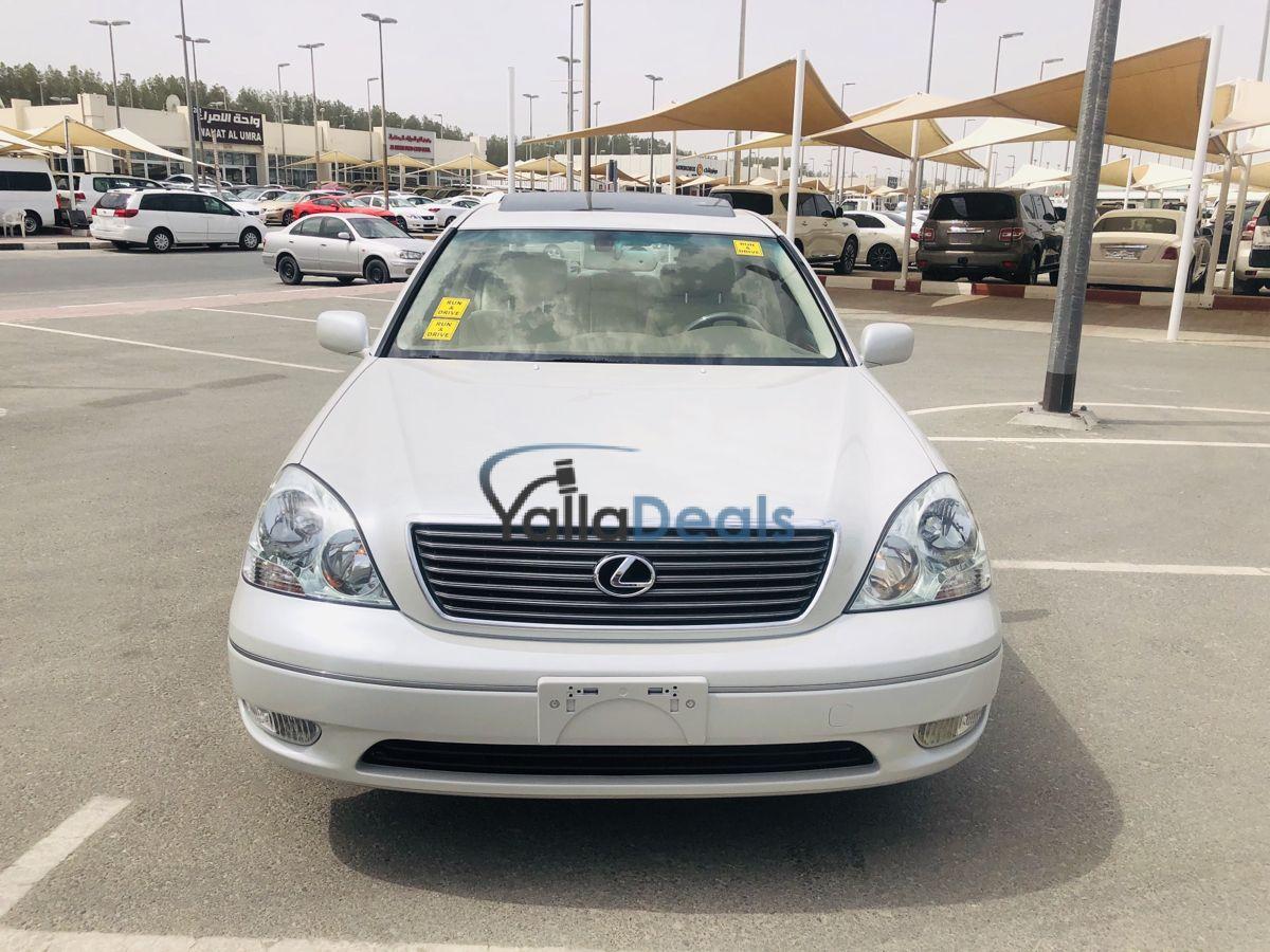 New & Used cars in UAE, Al Sharjah, 2002