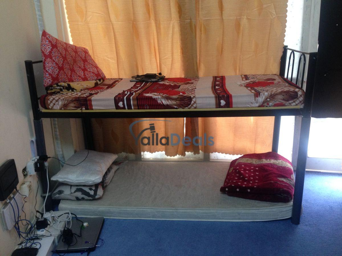 Bed Space for Rent in Deira, Dubai