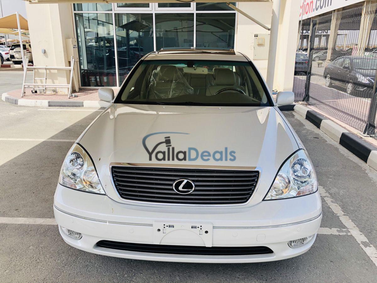 New & Used cars in UAE, Al Sharjah, 2003