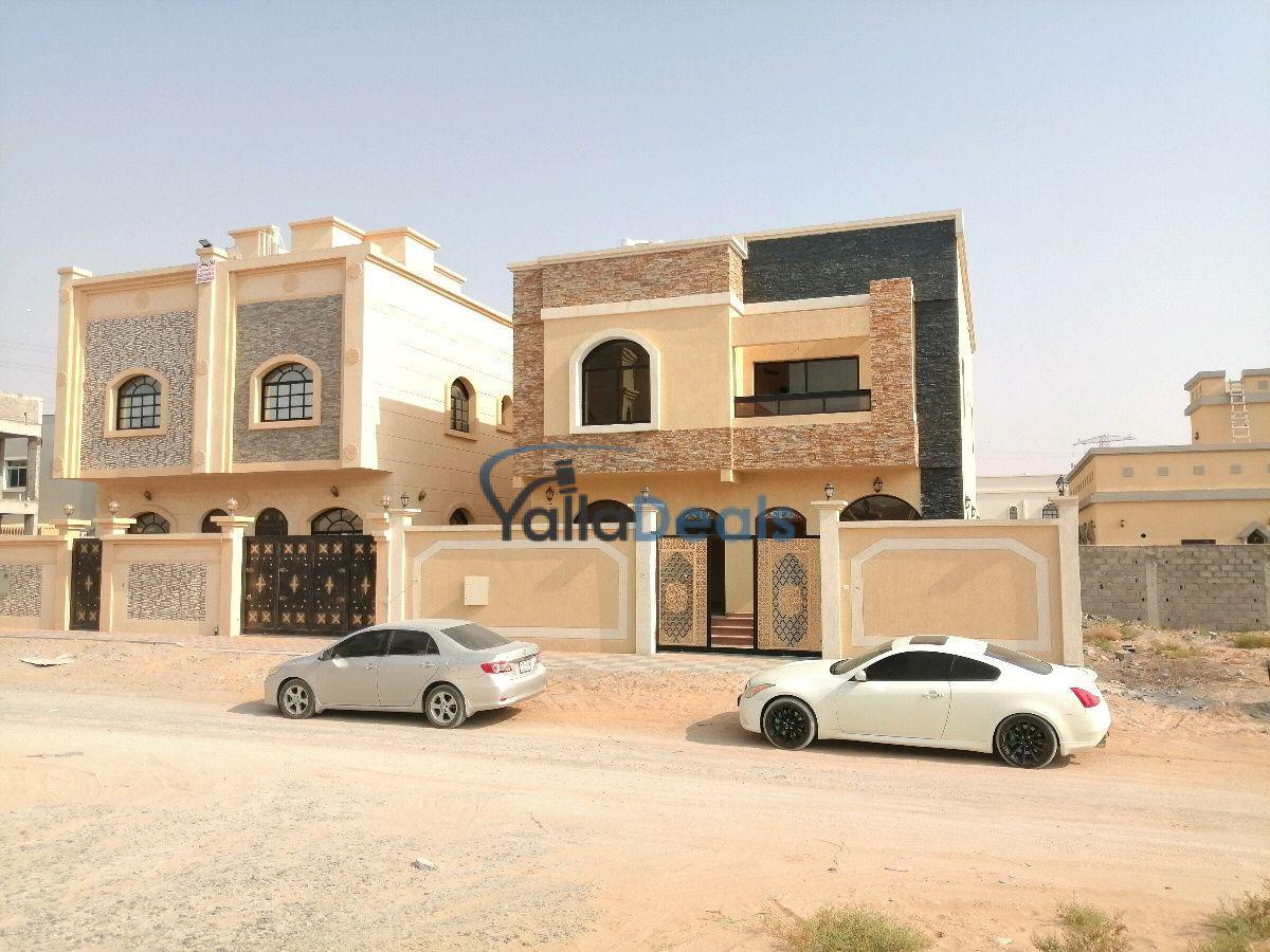 Villas for Sale in Al Rawada, Ajman