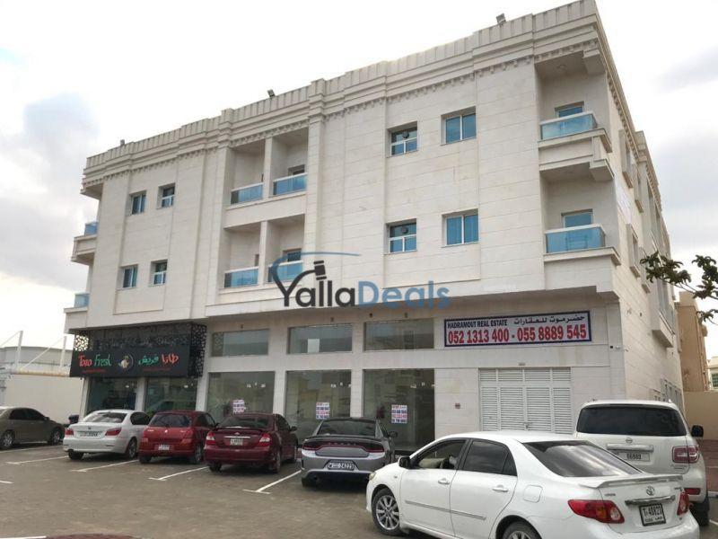 Commercial Property for Rent in Al Rawada, Ajman