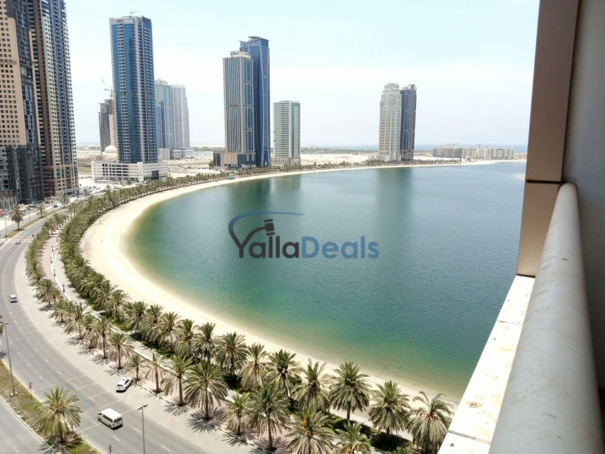 Apartments for Rent in Al Mamzar, Al Sharjah
