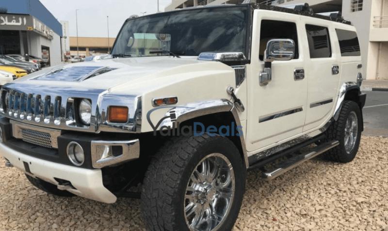 New & Used cars in UAE, Dubai, 2007
