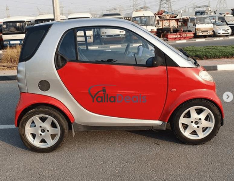 Cars for Sale_Smart_Ras Al Khor