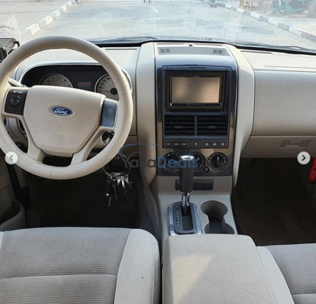 Cars for Sale_Ford_Ras Al Khor