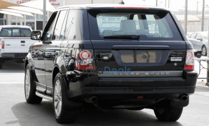 Cars for Sale_Land Rover_Souq Al Haraj
