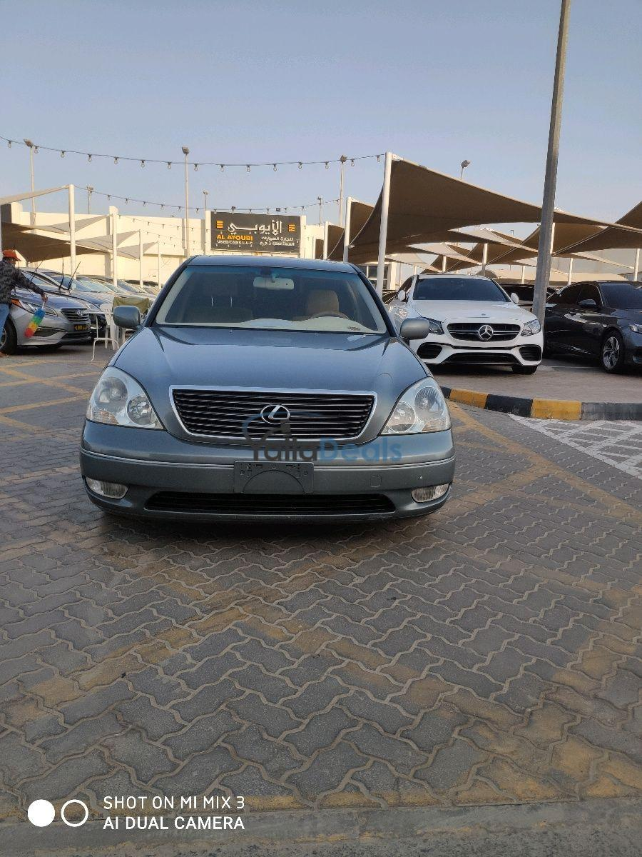 New & Used cars in UAE, Al Sharjah, 2002