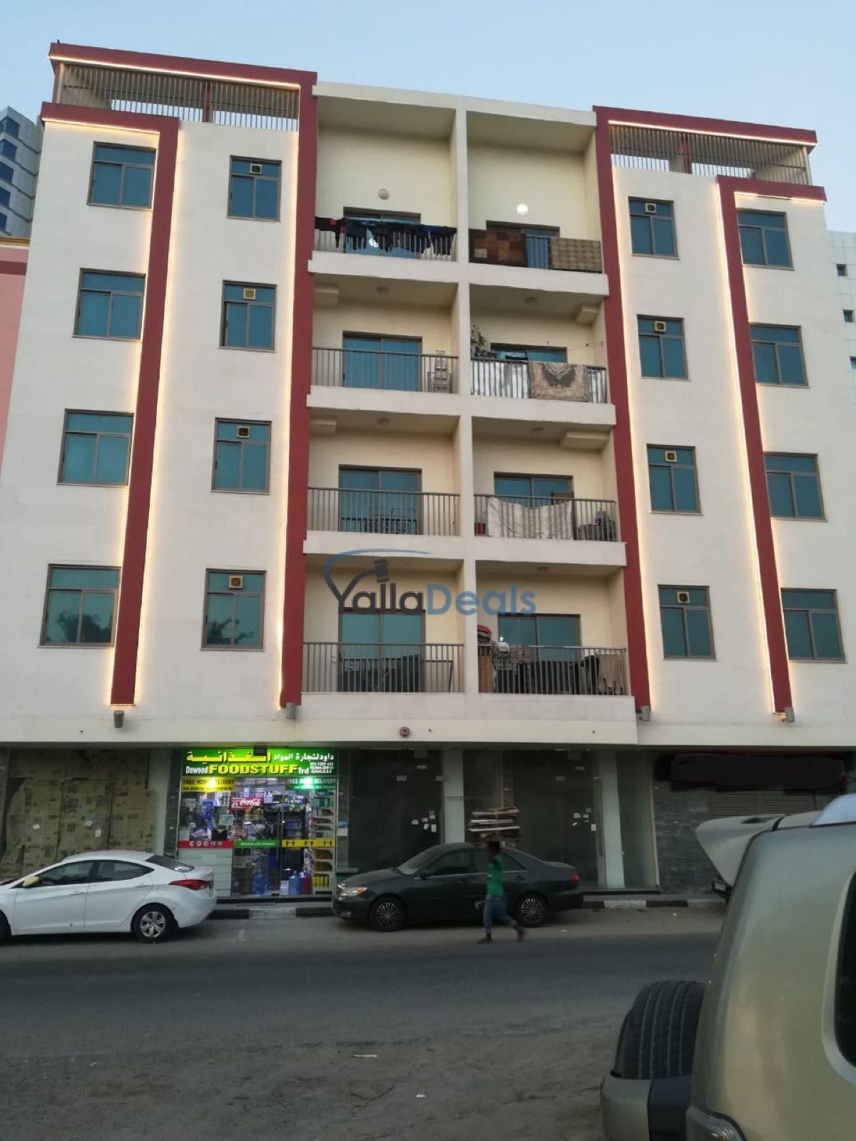 Buildings for Sale in Al Rashidya, Ajman