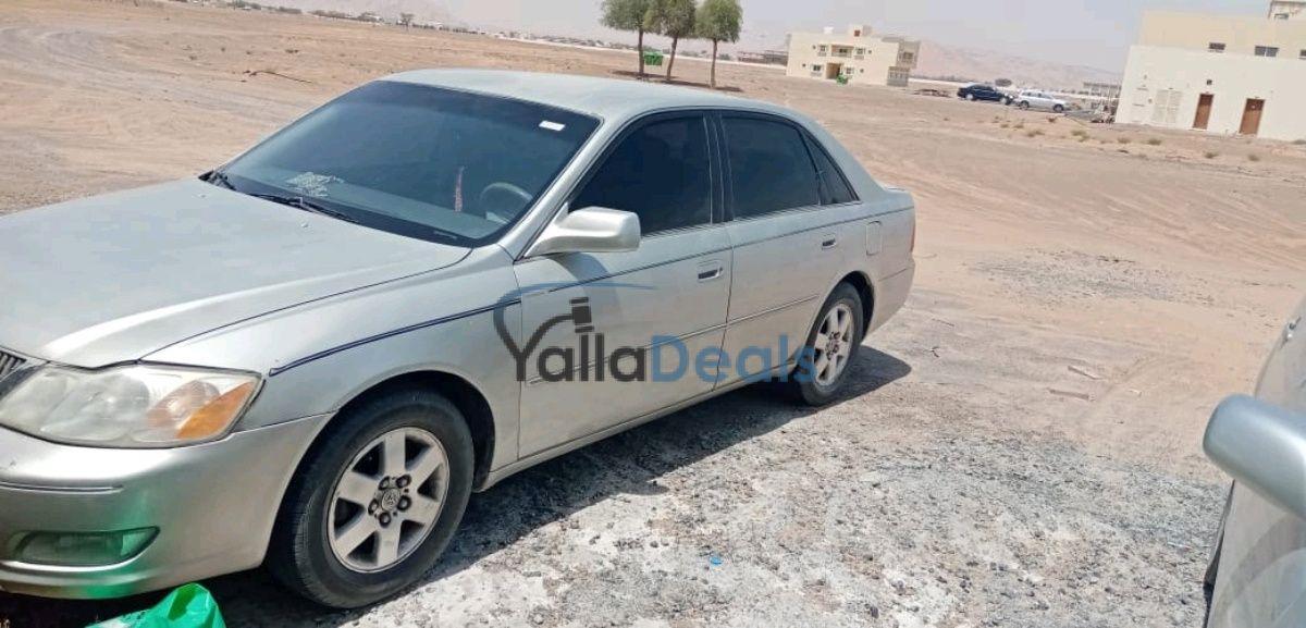 New & Used cars in UAE, Abu Dhabi, 2002