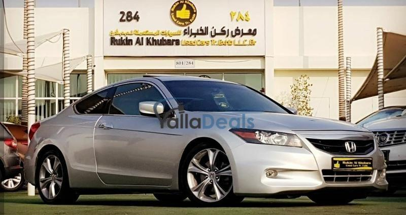 New & Used cars in UAE, Al Sharjah, 2012