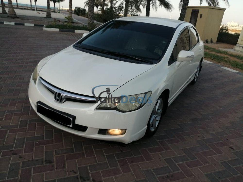 New & Used cars in UAE, Ras Al Khaimah, 2008