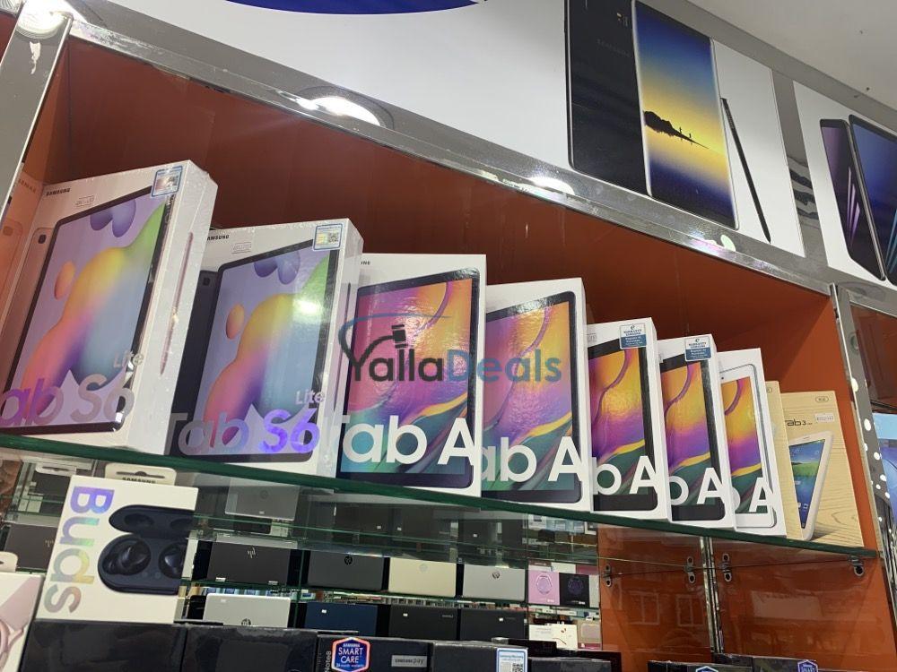 أجهزة لوحية في ديرة, دبي