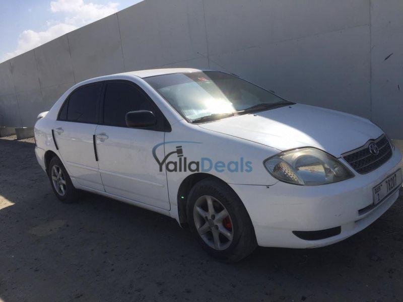 New & Used cars in UAE, Al Sharjah, 2001