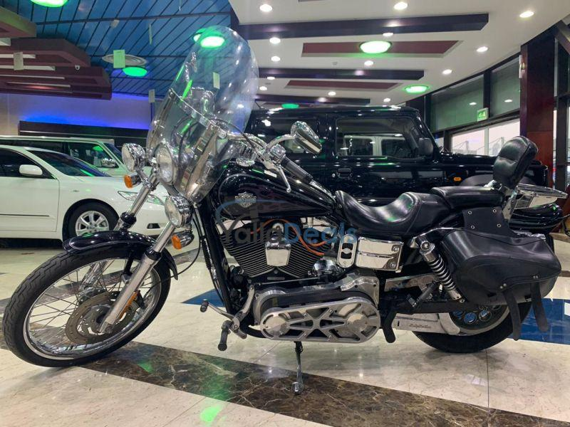 Harley Davidson in Dubai Auto Market, Dubai