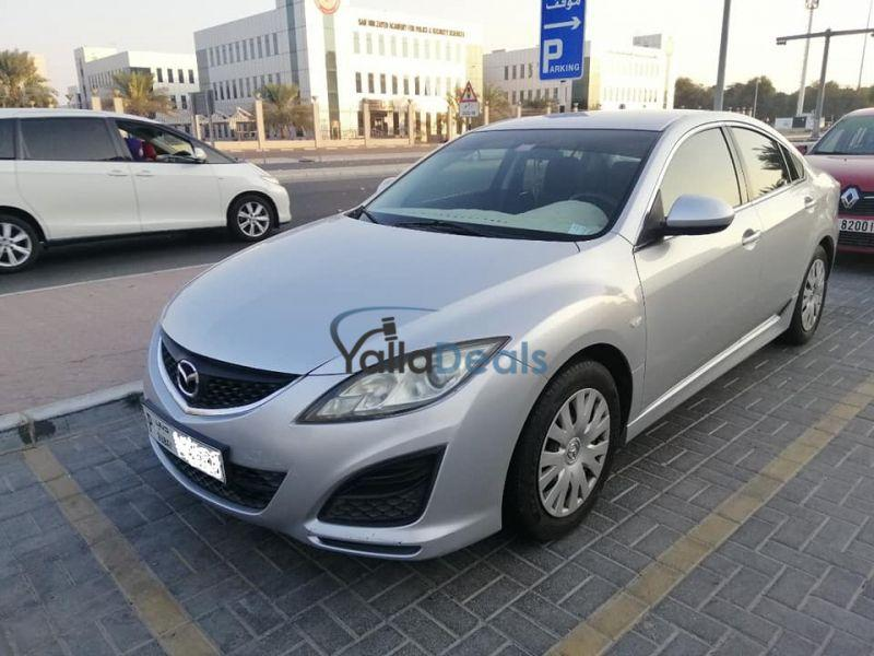 New & Used cars in UAE, Abu Dhabi, 2011