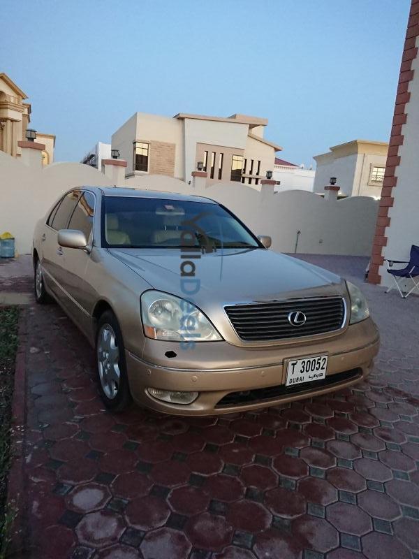 New & Used cars in UAE, Abu Dhabi, 2001
