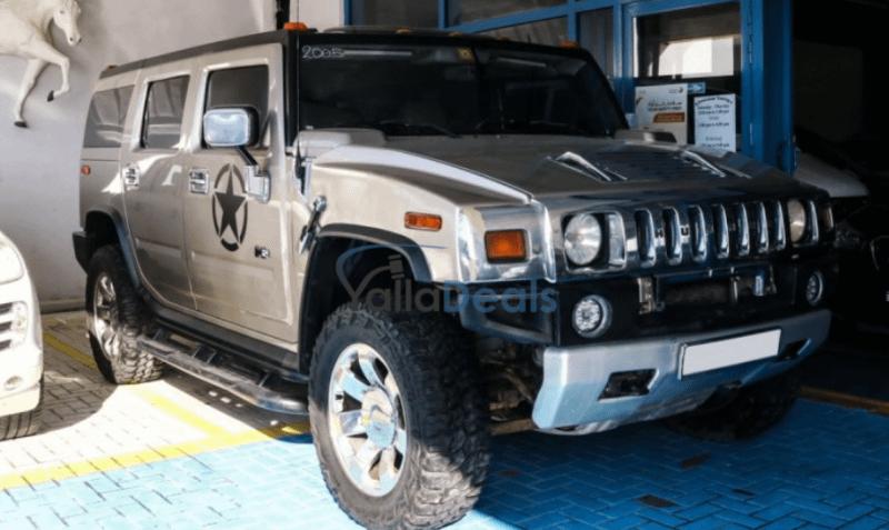 New & Used cars in UAE, Dubai, 2005