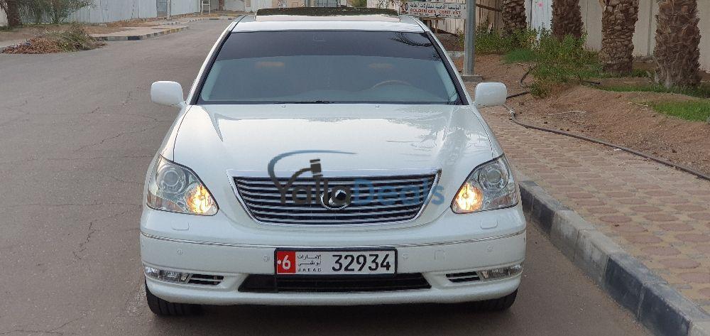 New & Used cars in UAE, Al Ain, 2004