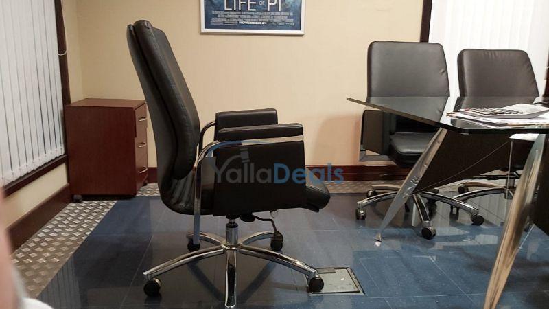 Office Furniture in Media City, Dubai