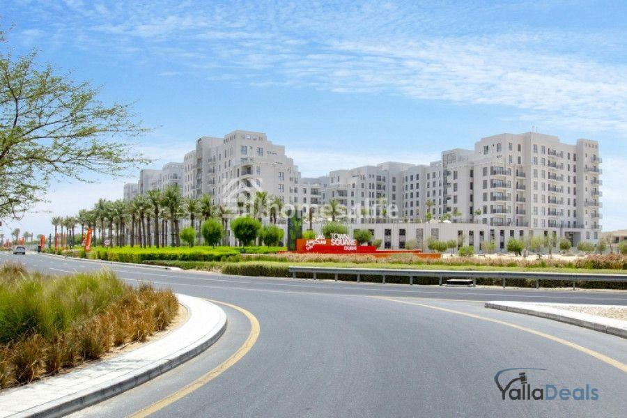 New Projects - Apartments for Sale in Town Square, Dubai