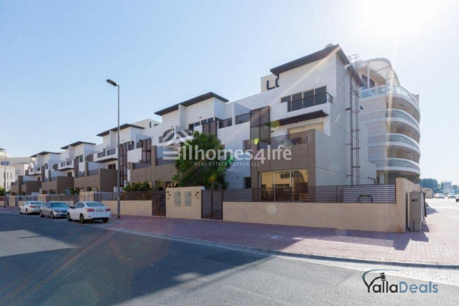 New Projects - Villas for Sale in Jumeirah Village Circle, Dubai