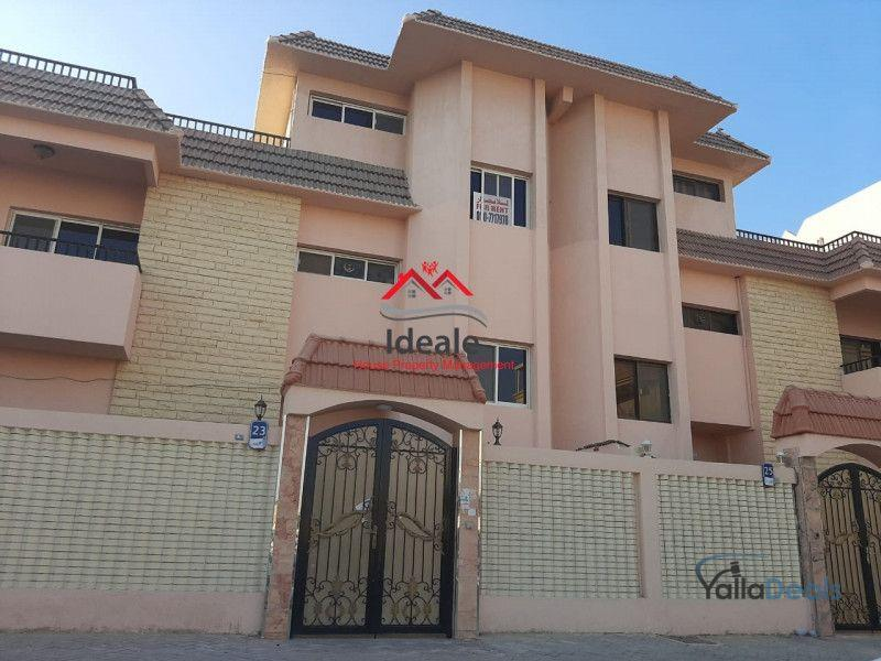 Villas for Rent in Al Muroor, Abu Dhabi
