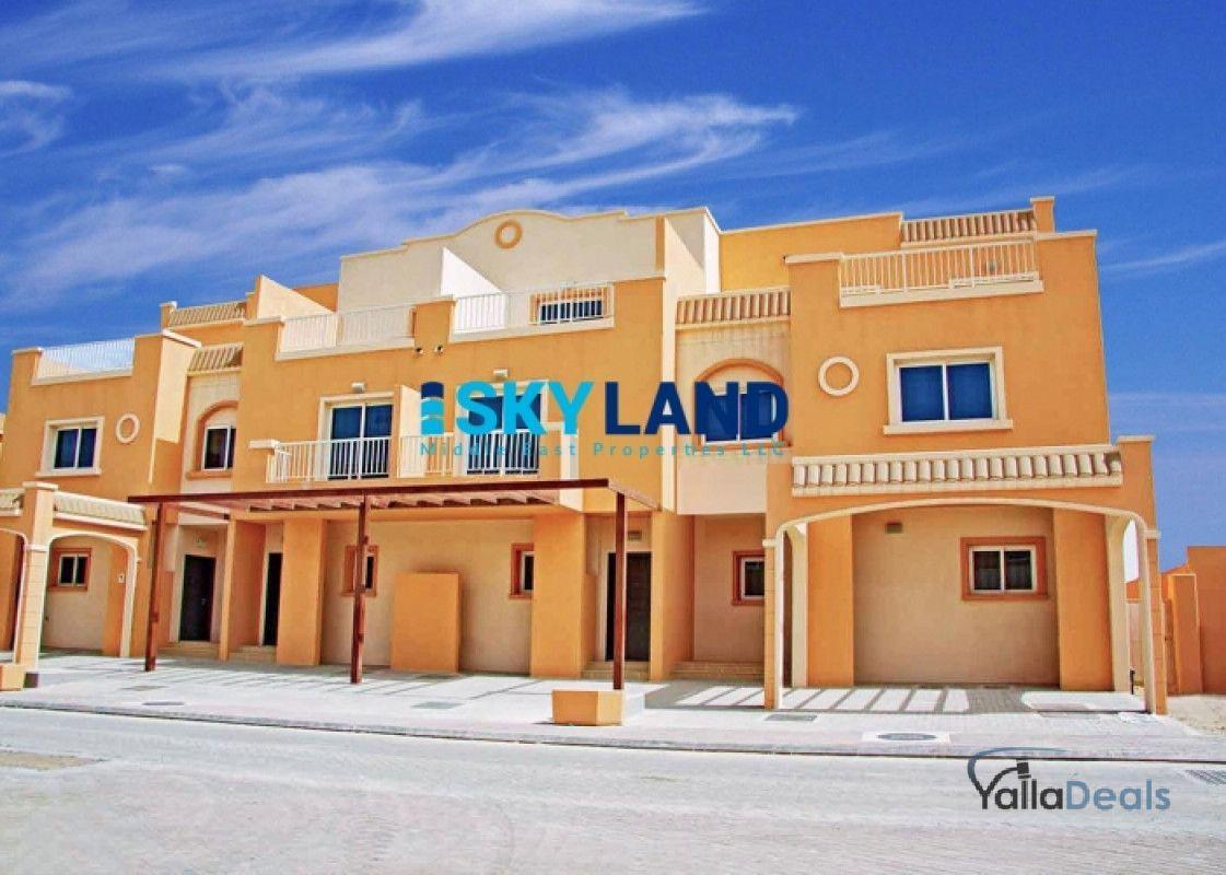 مشاريع جديدة - فلل للبيع في الريف, أبو ظبي