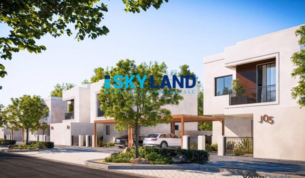 New Projects - Villas for Sale in Yas Island, Abu Dhabi