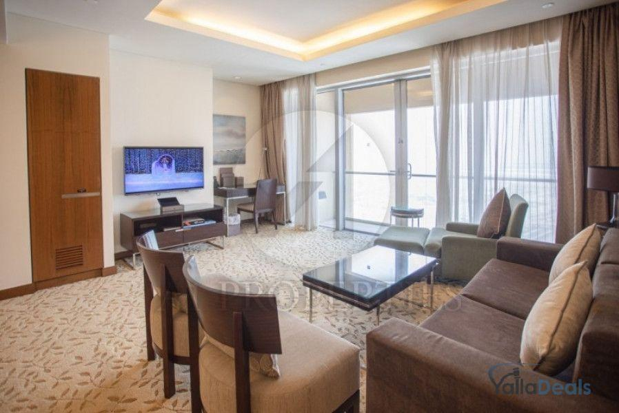 Hotel Rooms & Apartments for Rent in Downtown Dubai, Dubai