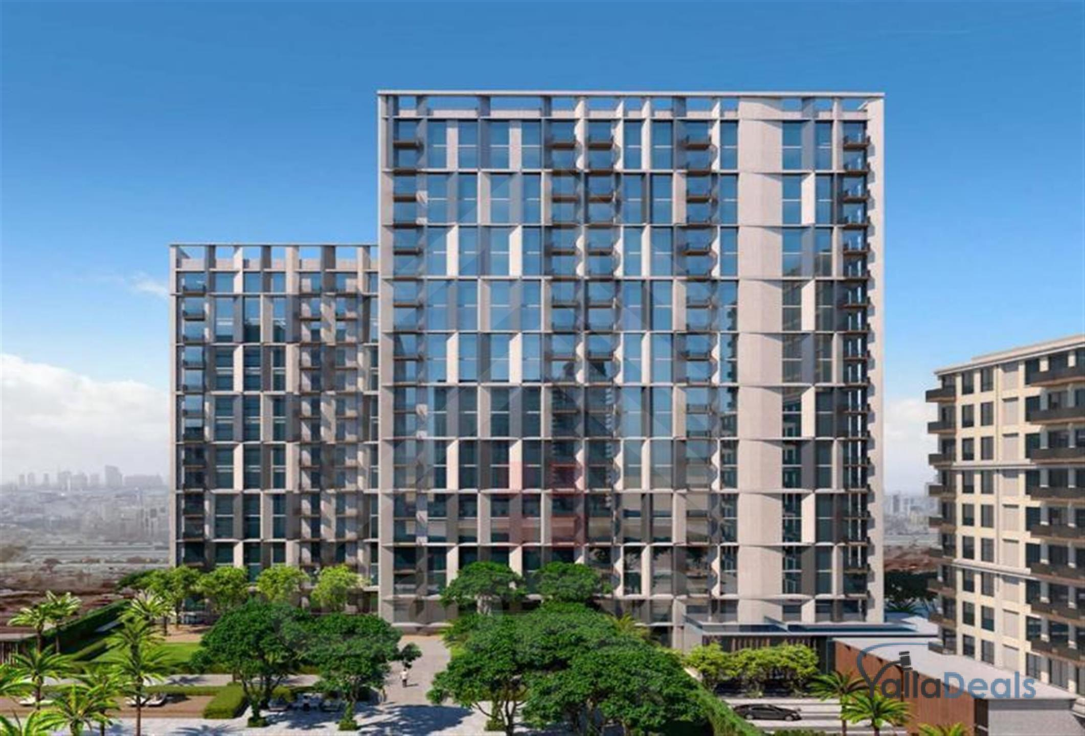 Apartments for Sale in Hills Estate, Dubai