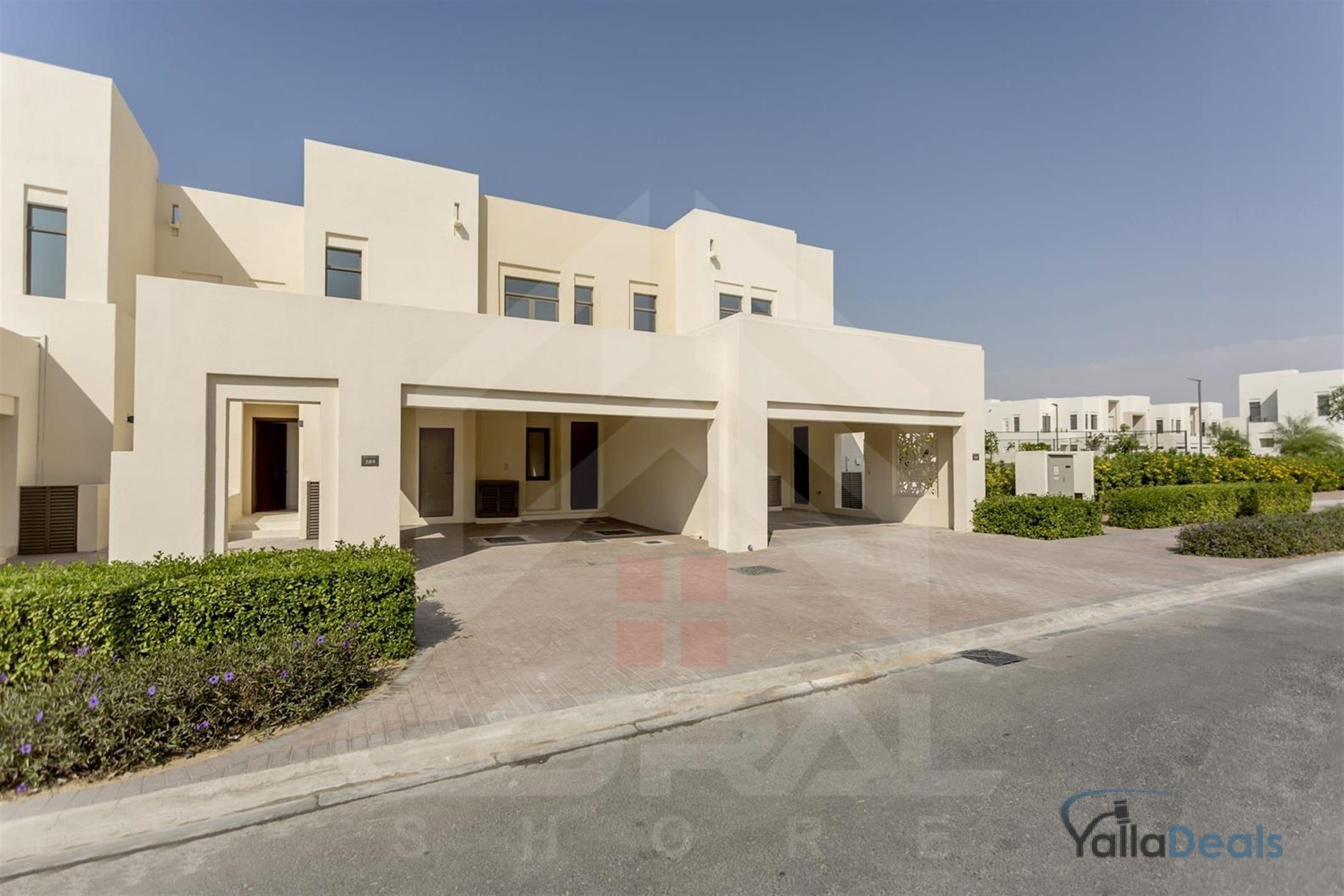 Townhouses for Rent in Bluewaters Island, Dubai