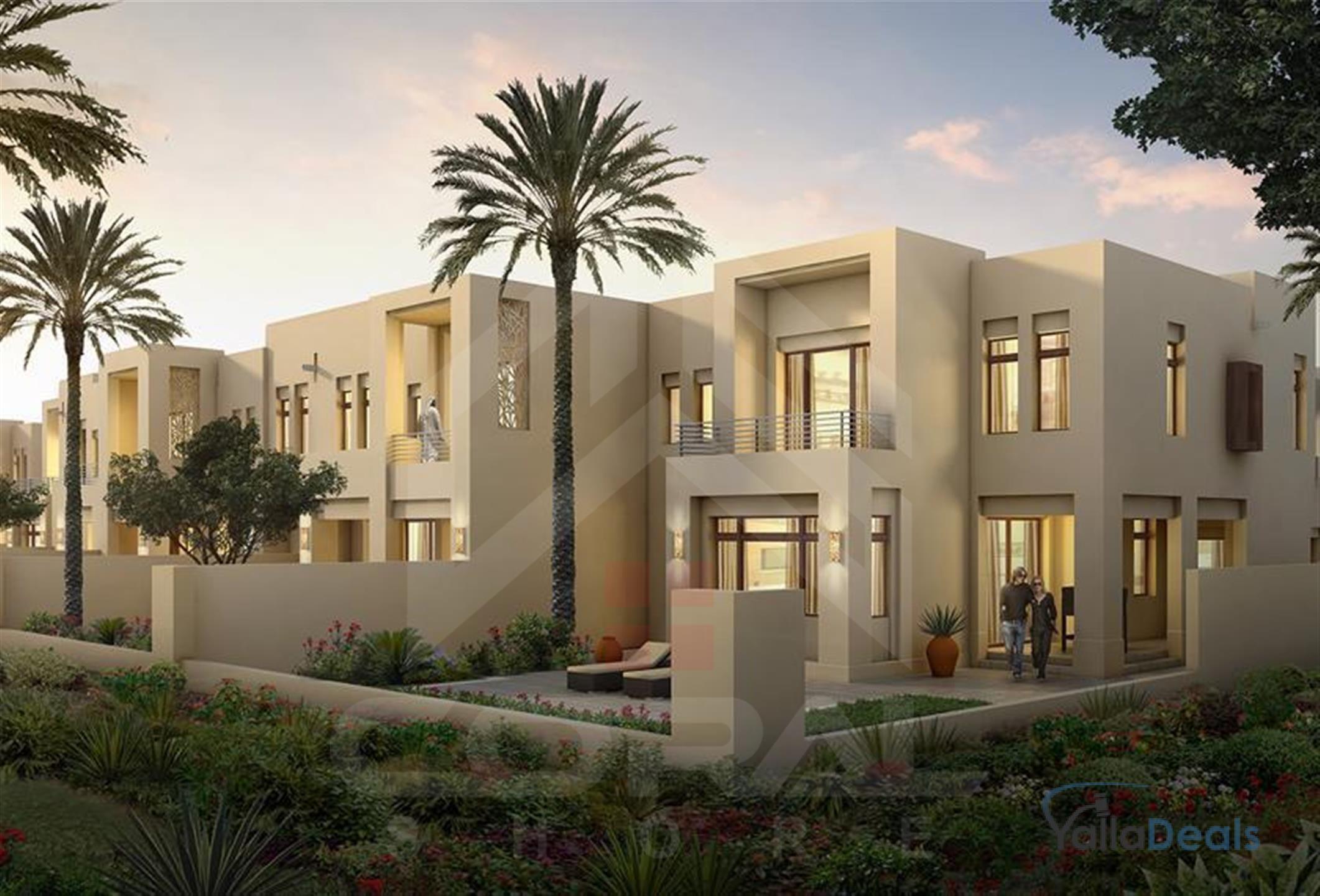 تاون هاوس للايجار في بلو ووترز, دبي