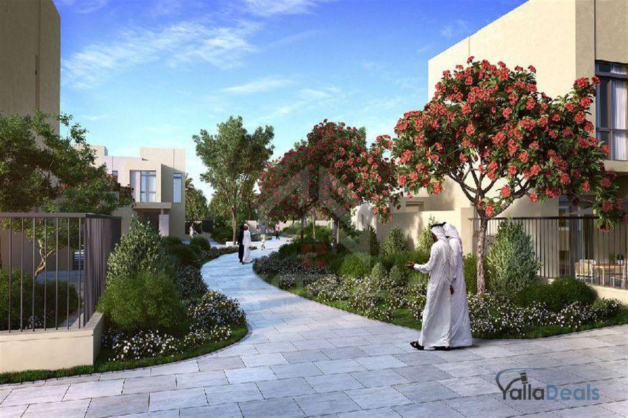 تاون هاوس للايجار في تاون سكوير, دبي