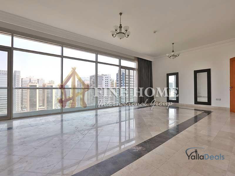 Apartments for Rent in Khalifa Street, Abu Dhabi