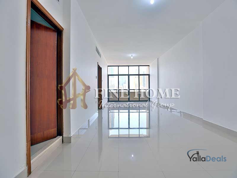 Apartments for Rent in Hamdan Street, Abu Dhabi