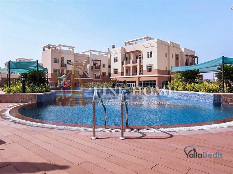 Apartments for Sale in Al Ghadeer, Abu Dhabi