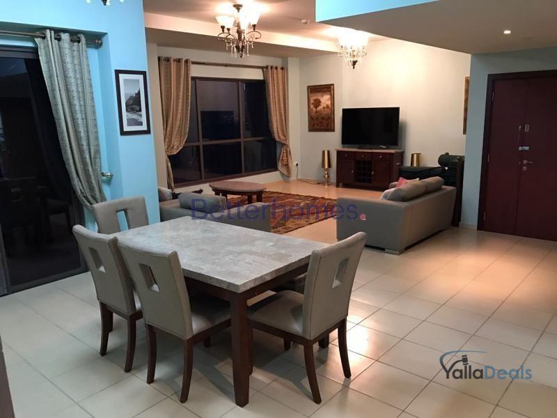Apartments for Rent in JBR Jumeirah Beach Residence, Dubai