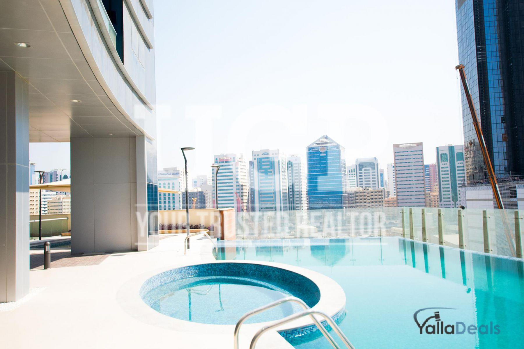 Apartments for Rent in Al Corniche, Abu Dhabi