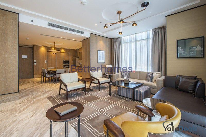 Hotel Rooms & Apartments for Rent in DIFC, Dubai