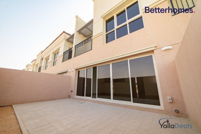 Townhouses for Rent in Jumeirah Golf Estates, Dubai