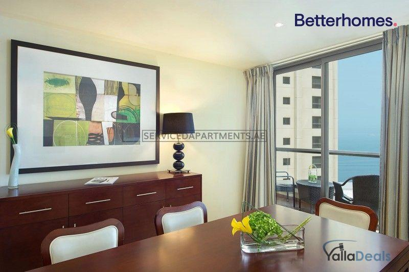 Hotel Rooms & Apartments for Rent in JBR Jumeirah Beach Residence, Dubai